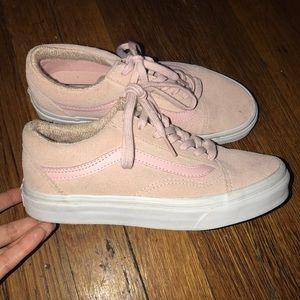 Shoes - Classic light pink vans